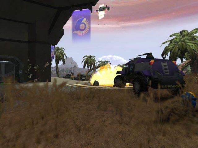 PlanetSide: Core Combat til PC