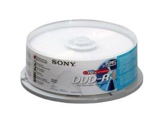 Sony 16x DVD+R 25 stk.