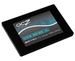 OCZ Solid State Disk Core V2 250 GB