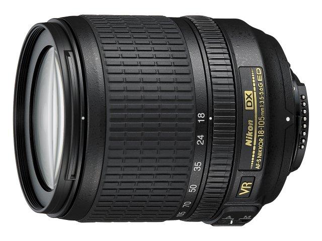 Nikon AF-S DX Nikkor 18-105mm f/3.5-5.6 ED VR