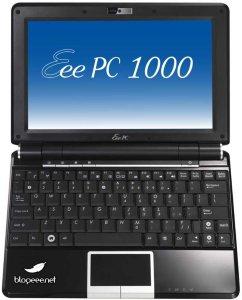 Asus Eee PC 1000H 160 GB