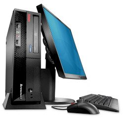 Lenovo ThinkCentre A62 Phenom X3 8450B 2 GB 320 GB