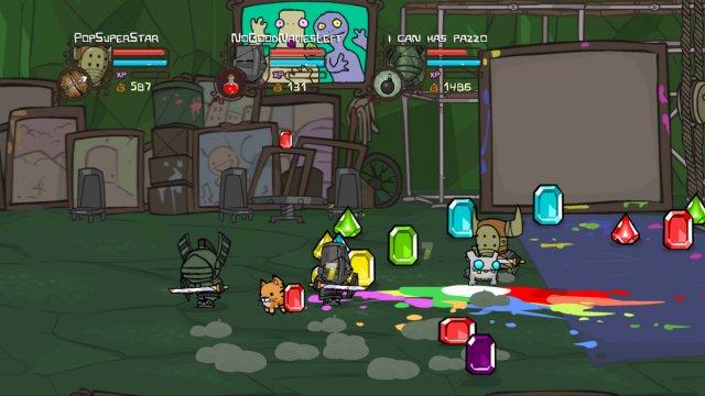 Castle Crashers til Xbox 360