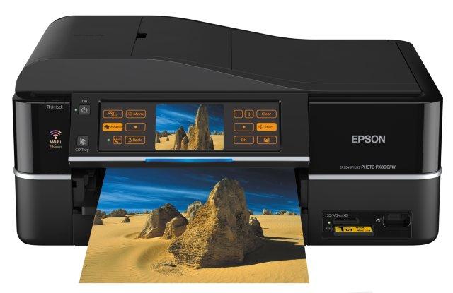 Epson Stylus Photo PX800FW