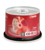 Imation CD-R 52x 80min/700 MB 25stk spindel