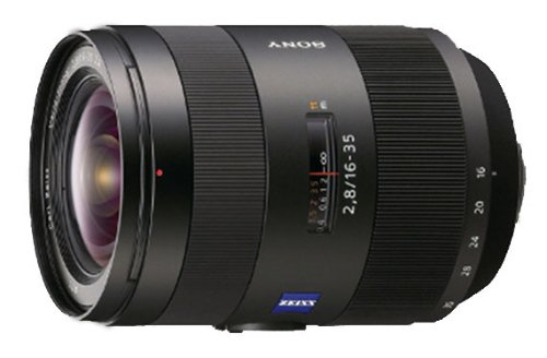 Sony SAL-1635Z Carl Zeiss Vario-Sonnar T* 16-35mm F2.8 ZA SSM