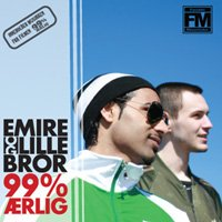Emire og Lillebror 99% ærlig