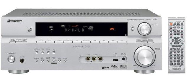Pioneer VSX-817