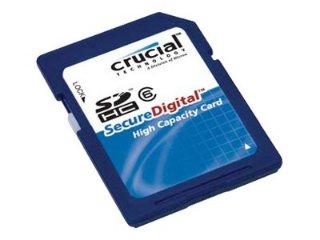 Crucial Secure Digital 4 GB