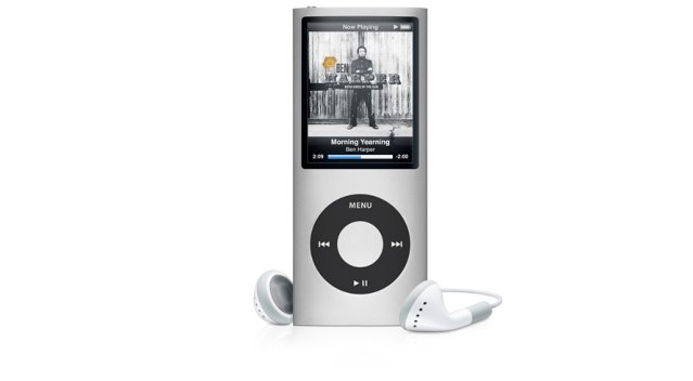 Apple iPod Nano 16 GB (4.gen)