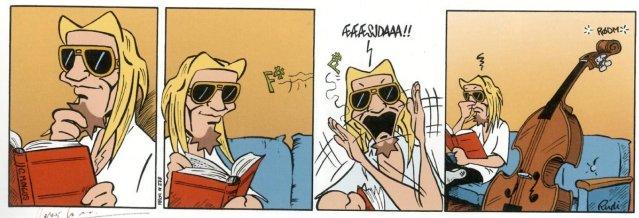 Egmont Serieforlaget AS Rex Rudi - Go Cat Go!