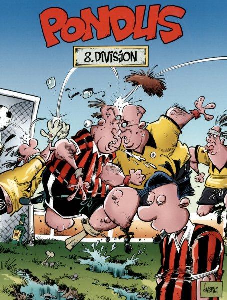 Egmont Serieforlaget AS Pondus  – 8. divisjon