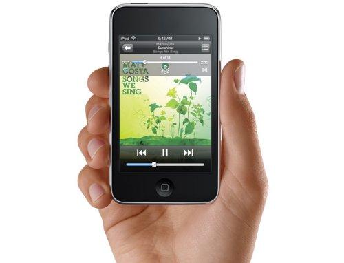 Apple iPod Touch 8 GB (2.gen)