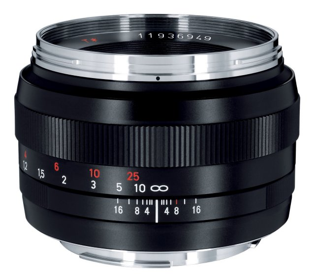 Carl Zeiss Planar T* 1.4/50 for Canon