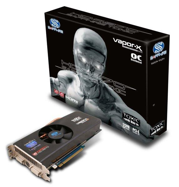 Sapphire Radeon  HD 4870 Toxic