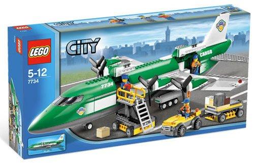 LEGO City Lastefly