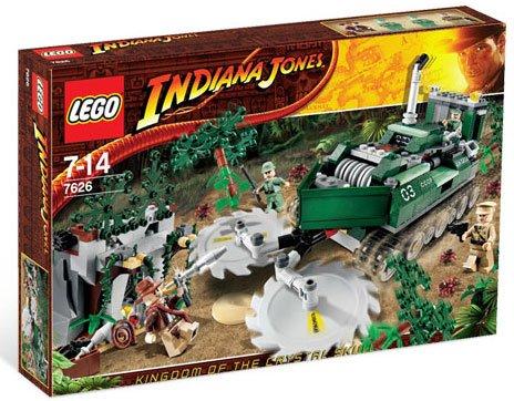 LEGO Indiana Jones Hogstkjøretøy
