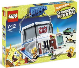 LEGO SvampeBob Chum Bucket