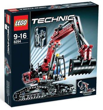 LEGO Technic Gravemaskin