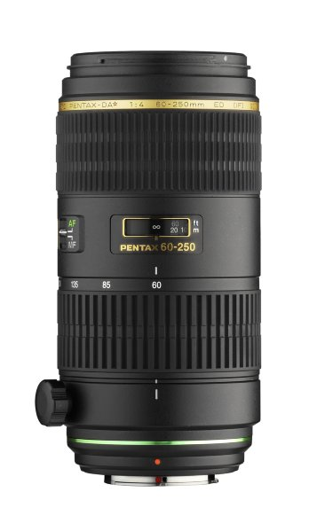 Pentax smc DA* 60-250mm f4 ED IF SDM