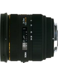 Sigma 24-70mm F2.8 EX DG HSM  for Canon