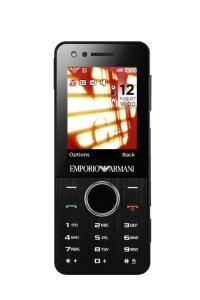 Samsung GT-M7500 Armani Night Effect