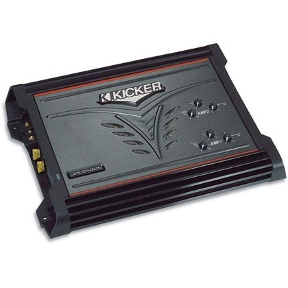 Kicker Car Audio ZX350.4