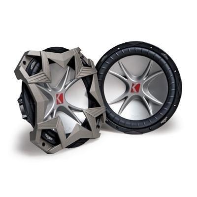 Kicker Car Audio CompVR 10