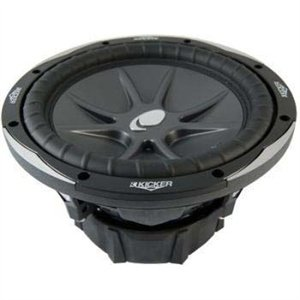 Kicker Car Audio CompVX 12