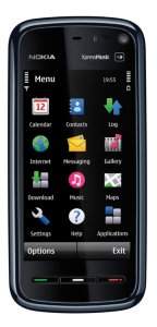 Nokia 5800 XpressMusic med abonnement