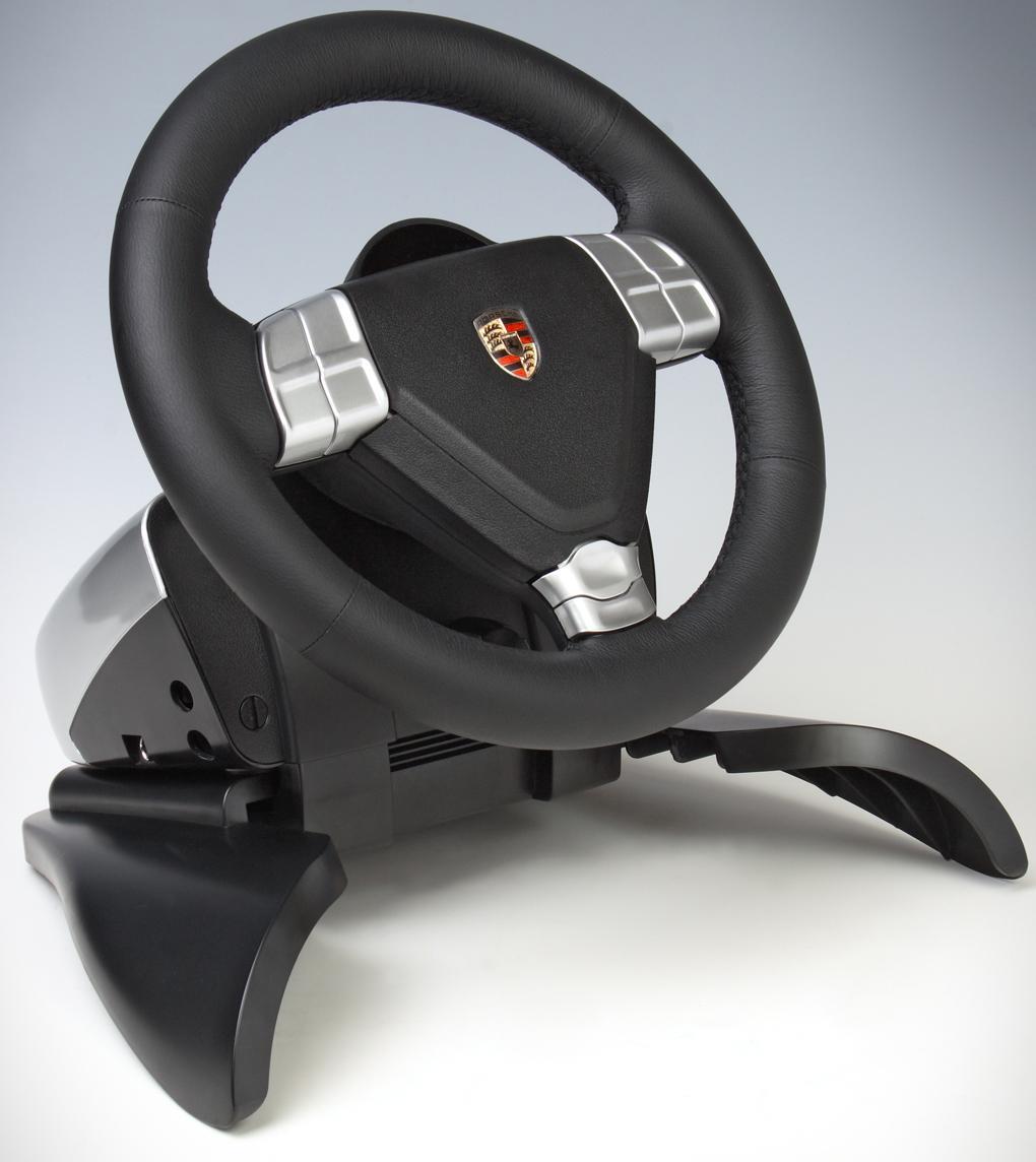 best pris p fanatec porsche 911 turbo wheel se priser f r kj p i prisguiden. Black Bedroom Furniture Sets. Home Design Ideas