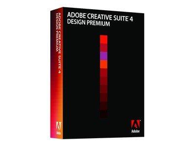 Adobe CS4 Design Premium Win Eng Fullversjon