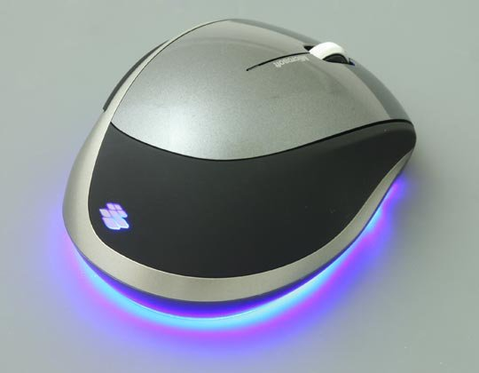 Microsoft Explorer Mini Mouse Bluetrack