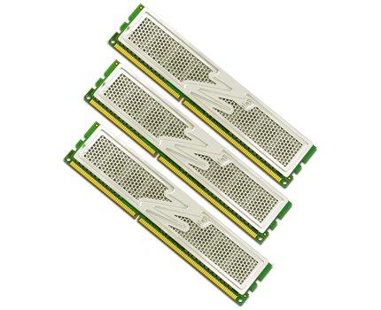 OCZ DDR3 PC3-10666 Platinum Low-Voltage Triple Channel 6 GB