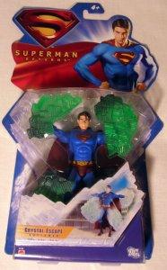Supermann Crystal Escape