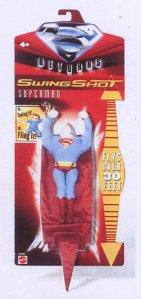 Supermann flyvende figur