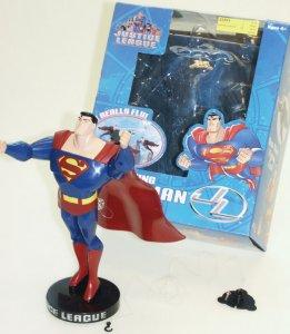 Supermann flyvende figur JL