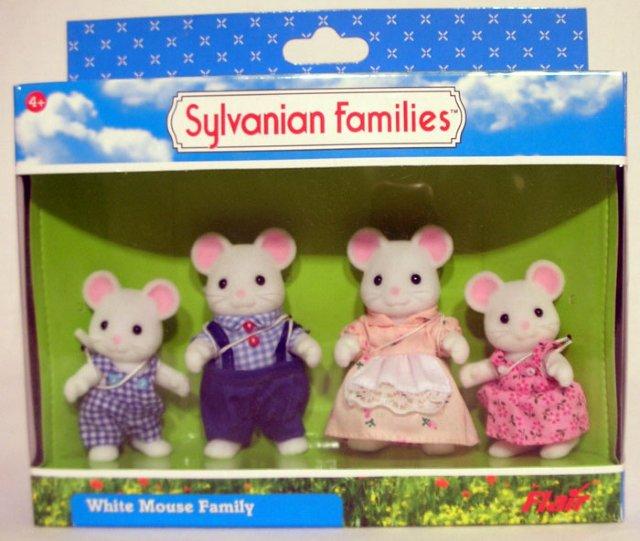 Sylvanian Families figurer