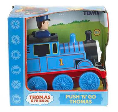 Tomy Thomas Push n go