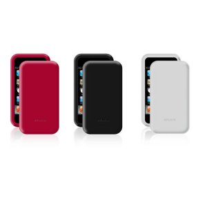 Belkin Simple Silicon Sleeve for iPod Touch 2G (3pk)