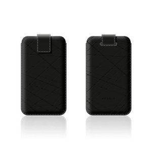 Belkin Leather Pull-Tab Holster for iPod Touch 2G