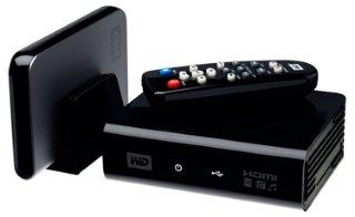 Western Digital TV HD