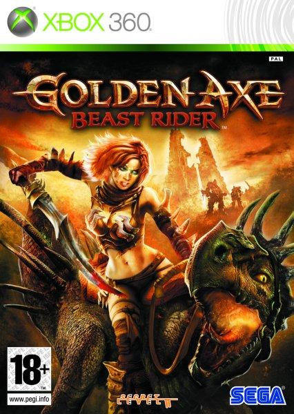 Golden Axe: Beast Rider til Xbox 360