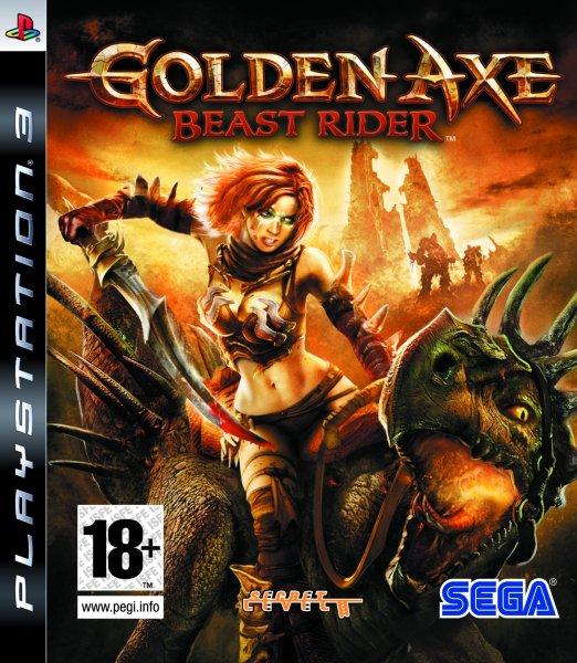 Golden Axe: Beast Rider til PlayStation 3