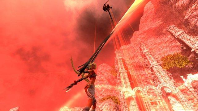 X-Blades til PlayStation 3