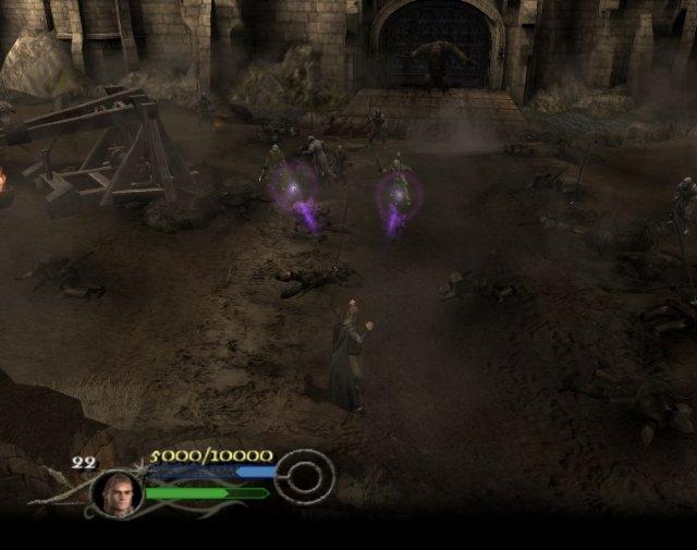 Ringenes Herre: Atter en Konge til PlayStation 2