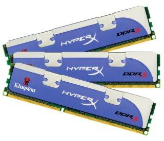 Kingston HyperX DDR3-2000 3 GB