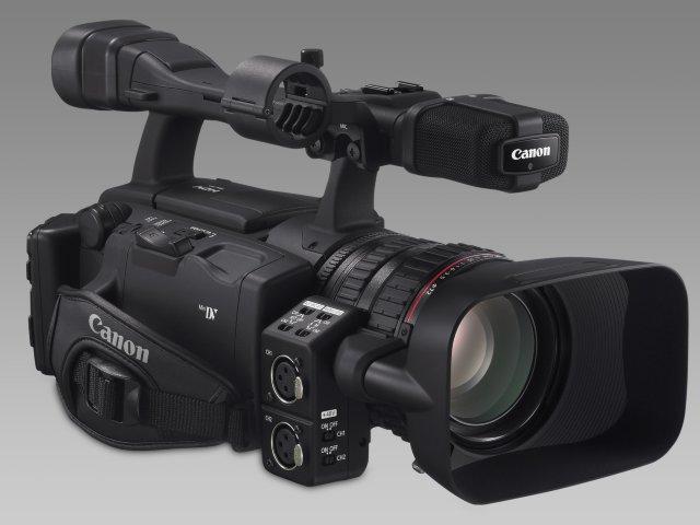 Canon XH-A1S