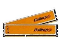 Crucial Ballistix DDR3-1333 4 GB (2 x 2 GB)