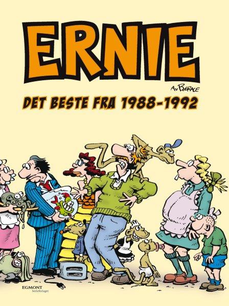 Egmont Serieforlaget AS Ernie – Det beste fra 1988 – 1992